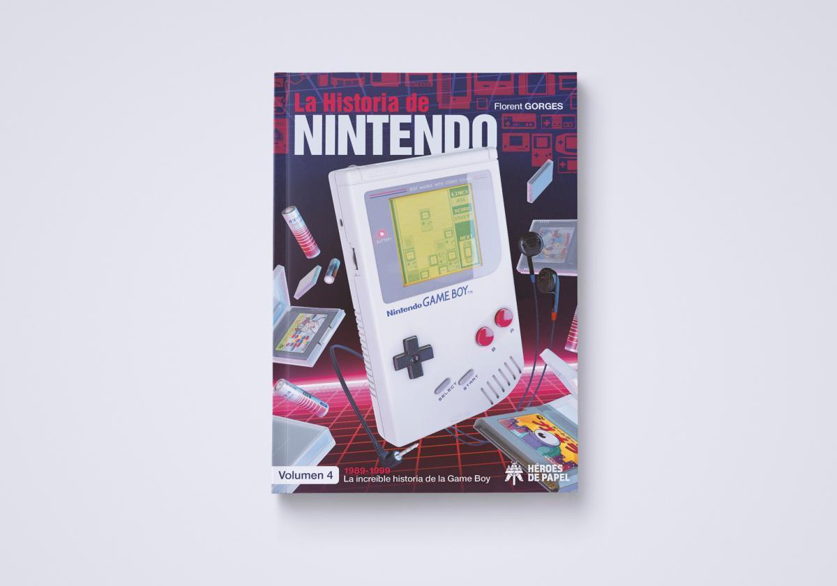 Cubierta frontal blanda NintendoVol4