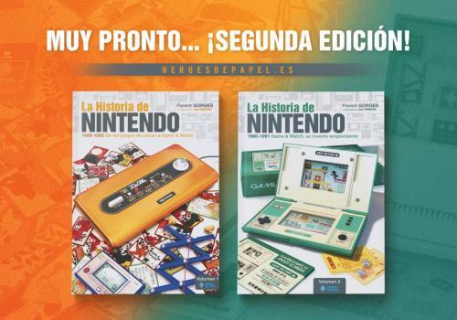 Reimpresión NintendoVol1-2